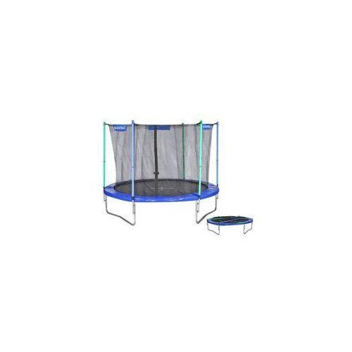 Trampolina składana HUDORA 300cm + pokrowiec przeciwdeszczowy, 21453954