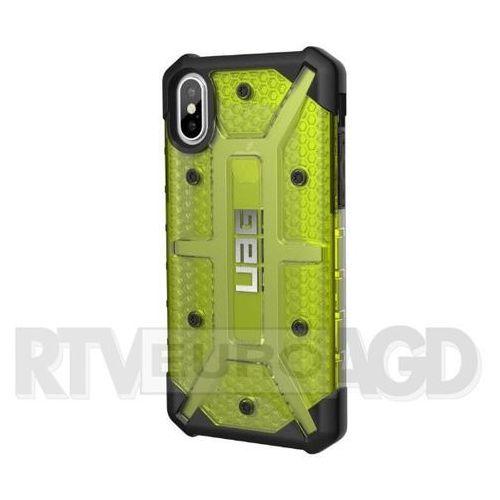 UAG Plasma Case iPhone X (citron), IPHX-L-CT