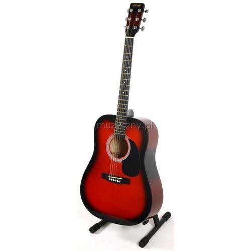 OKAZJA - Stagg SW 201 RDS - gitara akustyczna