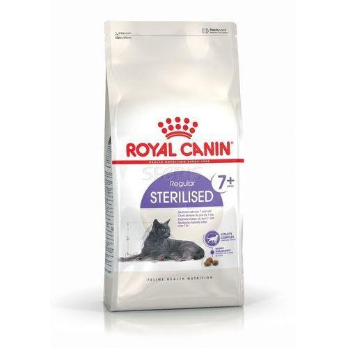 sterilised +7 3,5kg karma sucha dla kotów dorosłych, od 7 do 12 roku życia życia, sterylizowanych - 3500 marki Royal canin