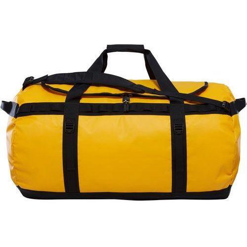 The north face base camp walizka xl żółty 2018 torby duffel (0191476114138)