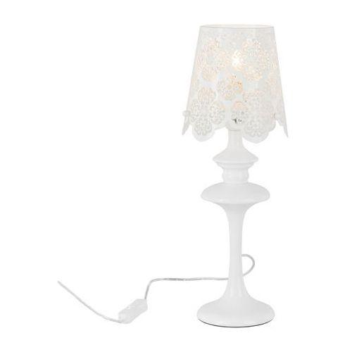 ITALUX LAMPA STOŁOWA ARIANNA MA2386B WHITE (5900644338253)