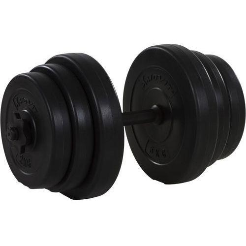 Movit hantel 20 kg hantle do ćwiczeń ciężarki marki Movit ®