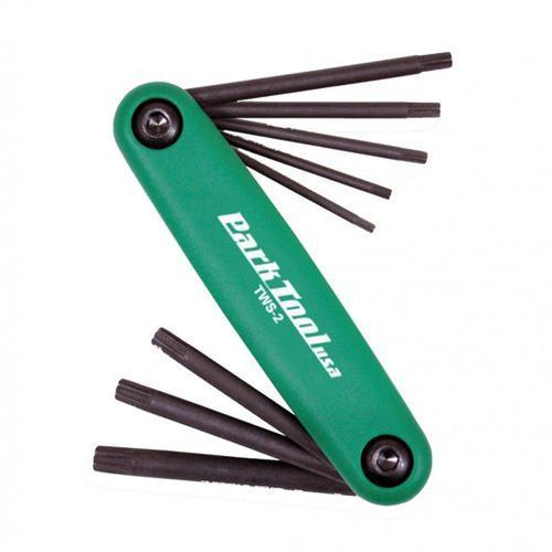 Park tool Zestaw kluczy tws-2