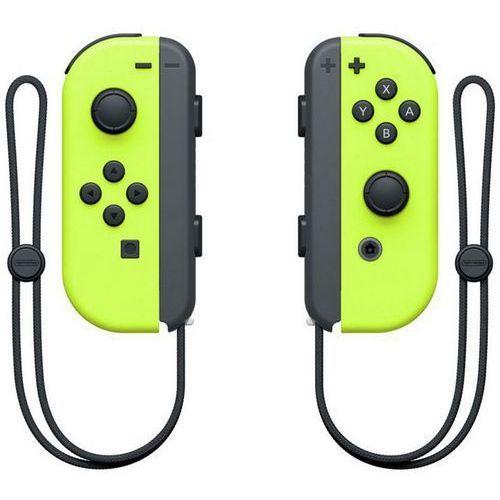 Nintendo Kontroler joy-con pair neon + darmowy transport!