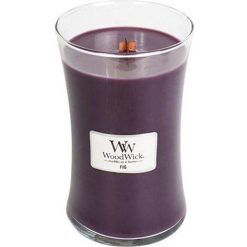 Świeca Core WoodWick Fig duża, 93248