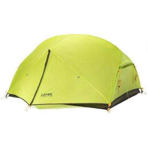 CAMPZ Lacanau Ultralight Namiot 2P zielony 2019 Namioty kopułowe (4260089014657)