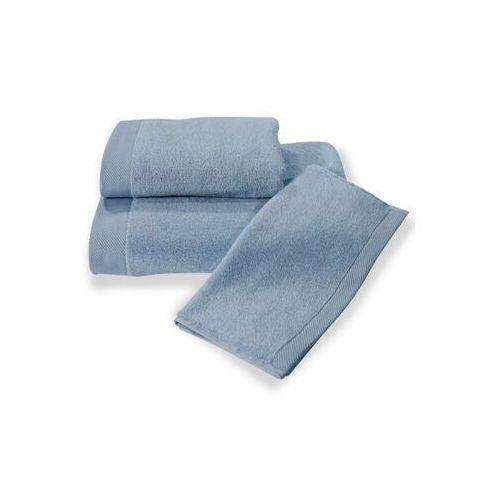 Soft cotton Zestaw ręczników micro cotton, 2 szt-kopie jasnoniebieski