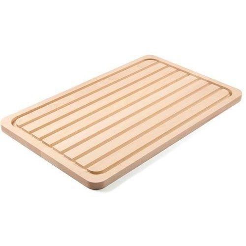 Drewniana deska do krojenia | dwustronna | 530x325mm marki Hendi