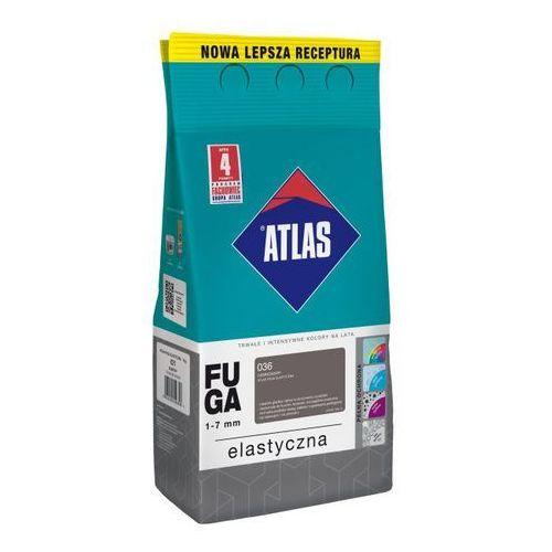 Fuga elastyczna Atlas 036 ciemny szary 5 kg (5905400273694)