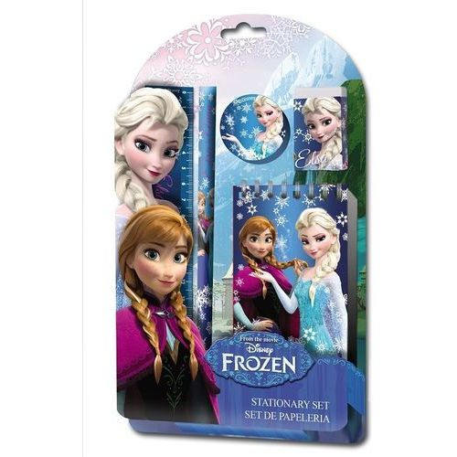 Zestaw szkolny Frozen - Kraina Lodu 5 el.
