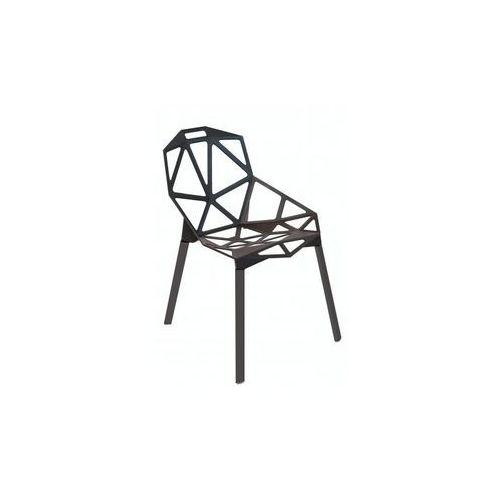 Malo design Krzesło cortina black