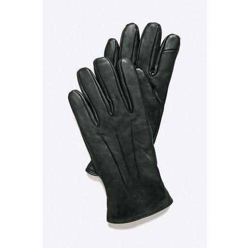 Jack & Jones - Rękawiczki skórzane