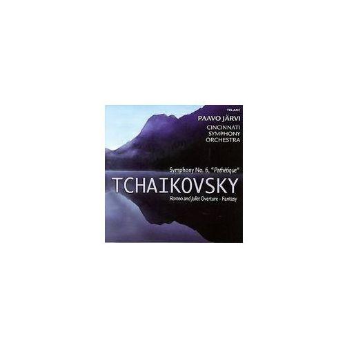 Symphony no. 6 / romeo and j marki Telarc