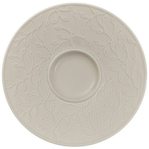 Villeroy&boch - spodek caffe club floral - touch of smoke 14 cm (4003686331822)