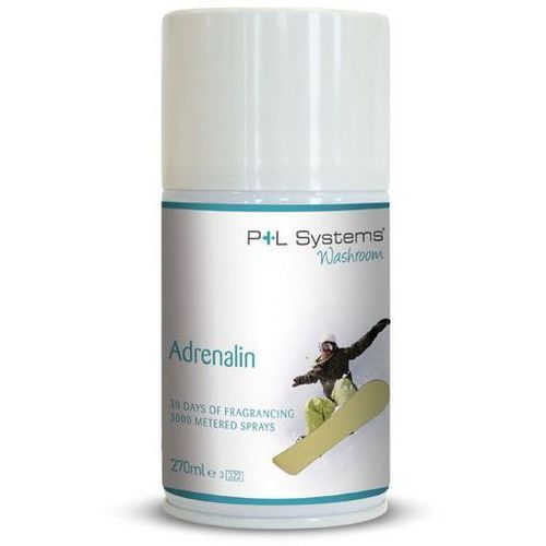 Odświeżacz powietrza Adrenalina P+L Systems 270 ml