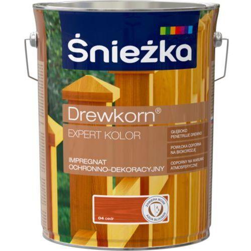 Śnieżka drewkorn® expert impregnat ochronno-dekoracyjny marki Ffil śnieżka s.a.