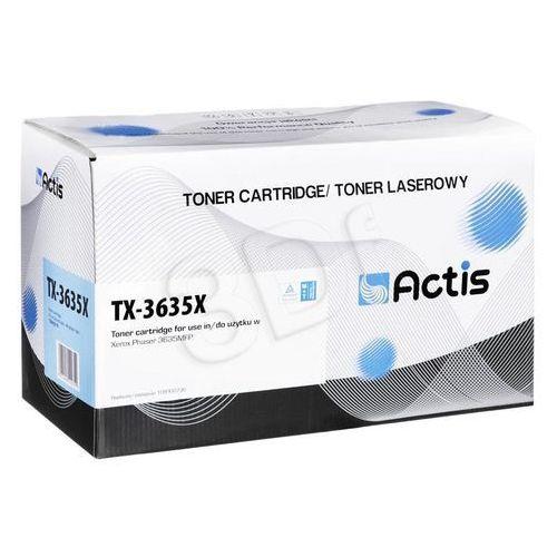 Actis Toner TX-3635X / 108R00796 (Black) Darmowy odbiór w 21 miastach! (5901443100751)