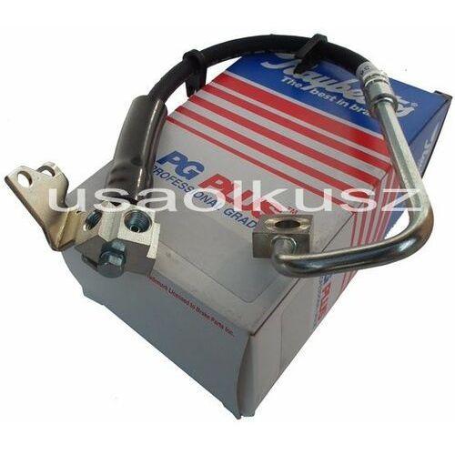 Raybestos Tylny lewy elastyczny przewód hamulcowy jeep grand cherokee 6,1 srt-8