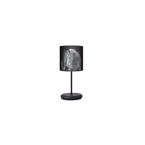 Lampa stojąca eko - black horse marki Lampy