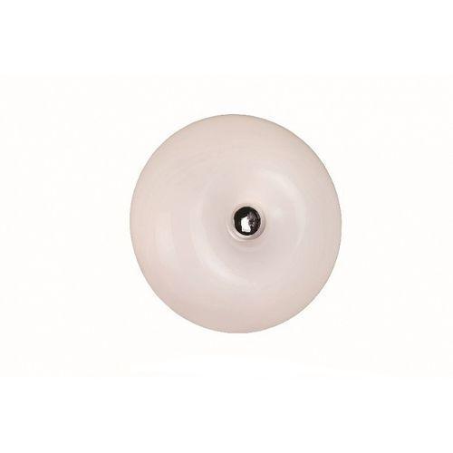 Azzardo optima a az0181 ax 6014-2b kinkiet lampa oprawa ścienna 2x40w e27 biały (5901238401810)