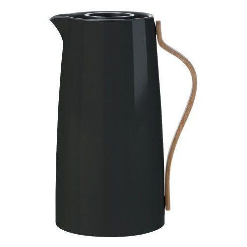 Emma zaparzacz do kawy czarny - Stelton