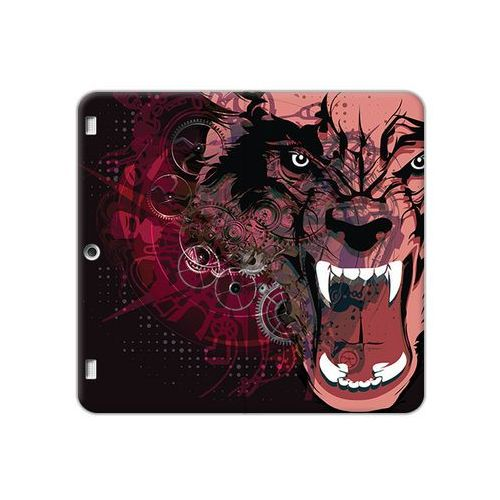 Flex Book Fantastic - Lenovo Tab 2 A10-30 - etui na tablet Flex Book Fantastic - wilkołak, ETLN329FBFCFB076000