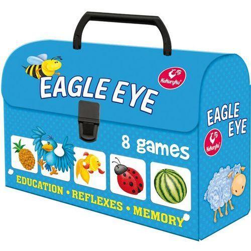 Kukuryku - eagle eye walizeczka edukacyjna 60826