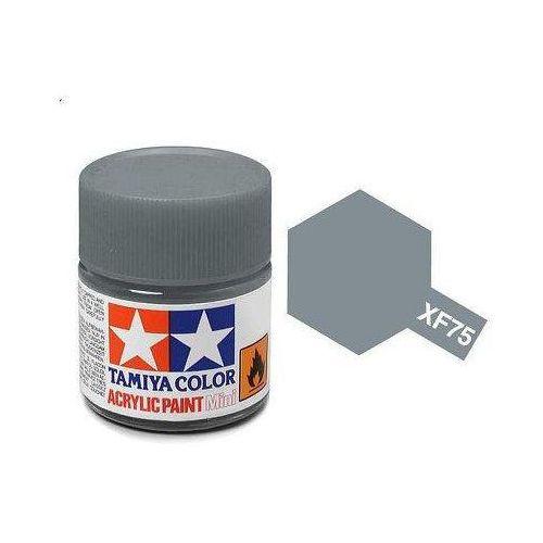 Tamiya Farba akrylowa - xf75 gray matt / 10ml 81775 (45073915)