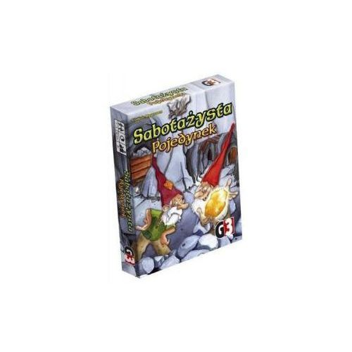 Sabotażysta: pojedynek. gra karciana marki G3