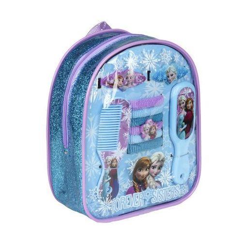 Plecaczek mini z akcesoriami do włosów frozen - kraina lodu marki Cerda