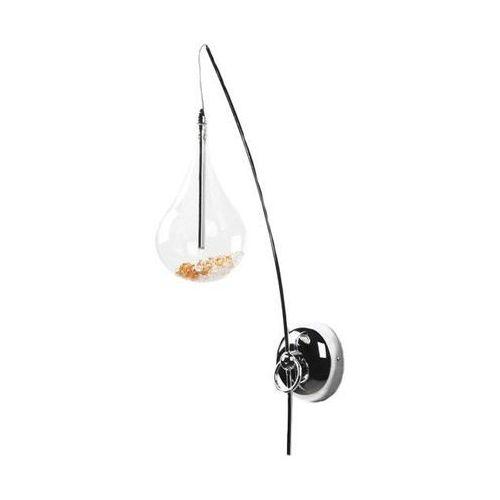 Zumaline kinkiet/lampa ścienna PERLE przezroczysty W0226-01A-F4RK