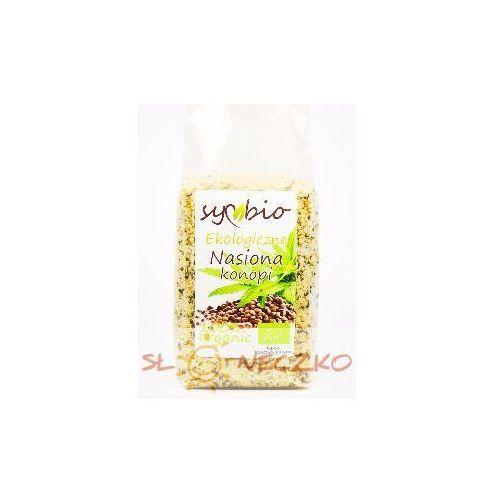 Nasiona konopi łuskane ekologiczne 250g marki Symbio
