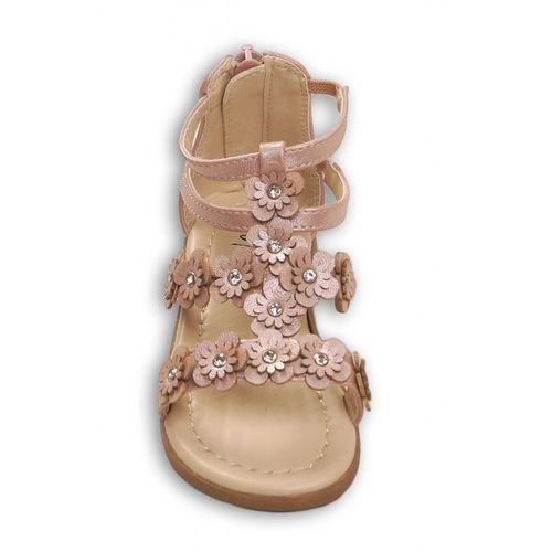 Minoti Sandały dziewczęce 3z36bo