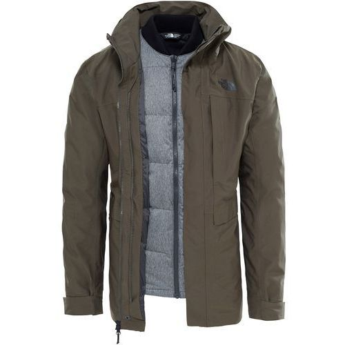 Kurtka The North Face Outer Boro T93BNH21L, kolor zielony