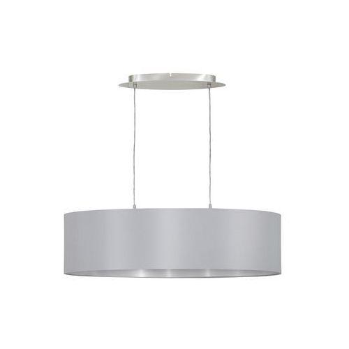 Eglo 31612 - lampa wisząca maserlo 2xe27/60w/230v (9002759316129)