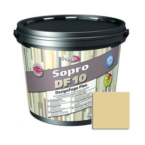 Fuga szeroka Sopro Flex DF10 Design 32 beżowa 5 kg, 1057/5