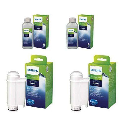 Filtr wody + odkamieniacz do ekspresu do kawy marki Philips