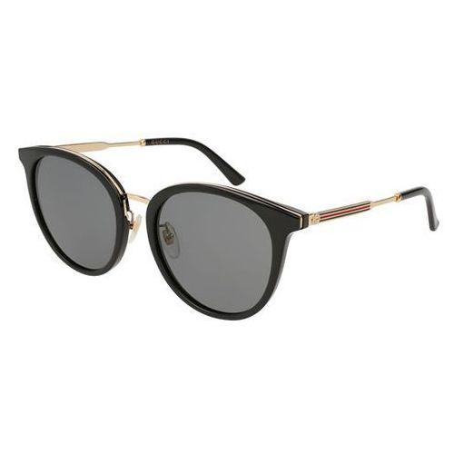 Gucci Okulary słoneczne gg 0204sk 001