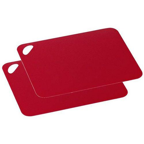 Zassenhaus Zestaw desek elastycznych czerwone (zs-061253) (4006528061253)