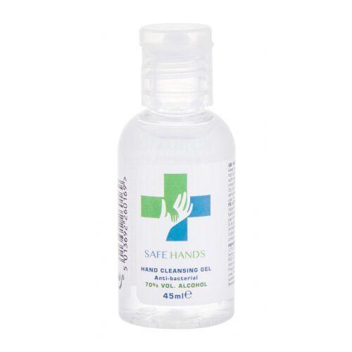 Safe Hands Anti-bacterial Hand Cleansing Gel antybakteryjne kosmetyki 45 ml unisex