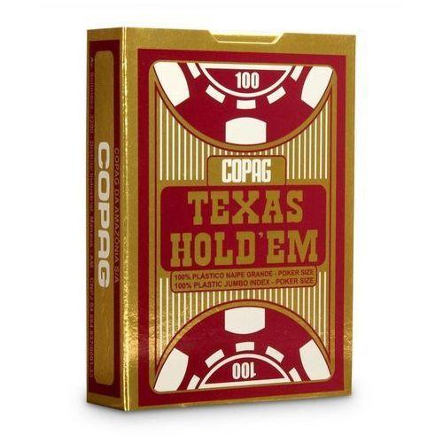 Texas poker jumbo +darmowa dostawa przy płatności kup z twisto marki Cartamundi
