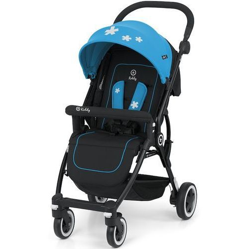 wózek spacerowy urban star 1 summer blue marki Kiddy