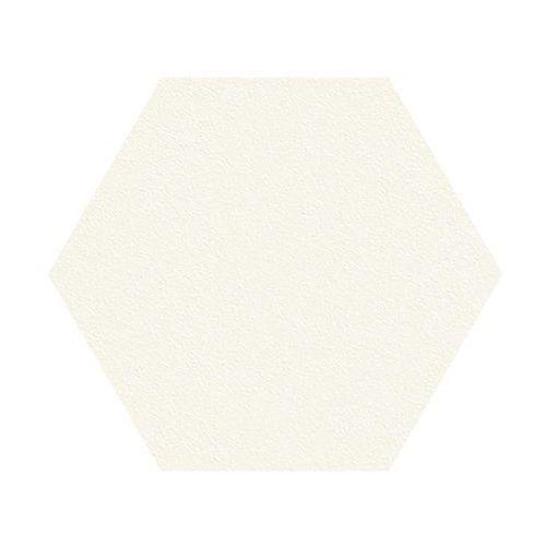 Glazura SATINI WHITE HEX 11 X 12.5 ARTE (5900199177765)