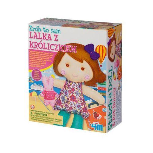 Zrób to sam lalka z króliczkiem 4m - hity wiecejzabawek.pl. szybka wysyłka - 100% zadowolenia. sprawdź już dziś! marki Russell