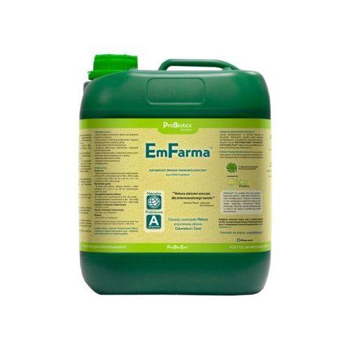 Emfarma - bioasekuracja roślin - 5 litrów preparat naturalny na bazie mikroorganizmów zastępuje opryski chemiczne. marki Probiotics polska sp z o.o.
