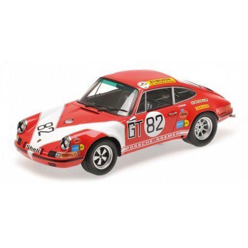 Porsche 911 s kremer racing #82 kremer/neuhaus class winners adac 1000km 1971 marki Minichamps