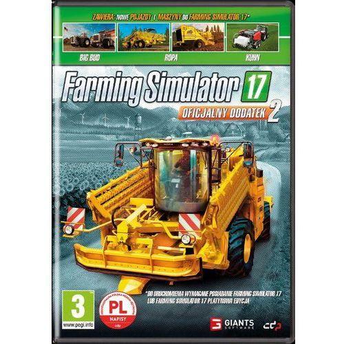 Farming Simulator 2017 Dodatek 2 (PC)