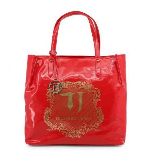 Trussardi torebka damska na zakupy 75b01vertrussardi torebka damska na zakupy