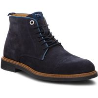 Trzewiki - axel boot pms50169 navy 595, Pepe jeans, 40-45